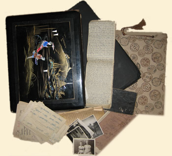 Photo Albums and Diaries
